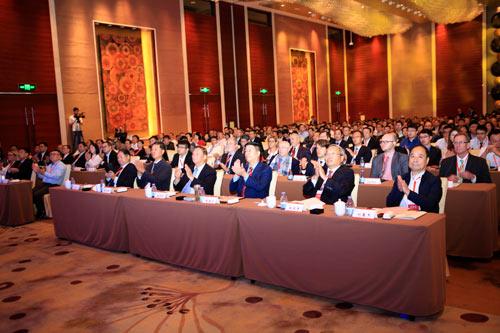 全球30多个国家和地区550多名优质客户到场