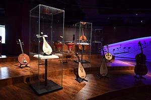 观摩会走进青岛乐都音乐谷: 集聚星海雅马哈等40余种知名乐器品牌