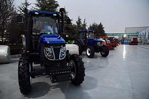 福田雷沃重工智能农业装备项目:打造全球一流、中国领先智能农业装备产业基地