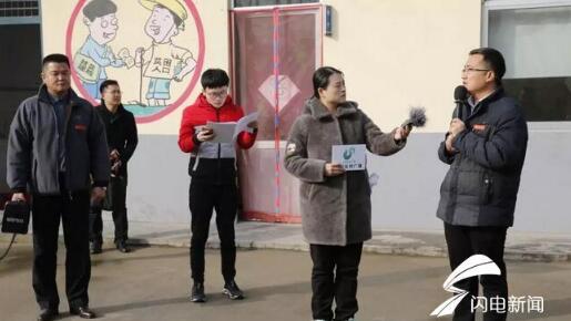 市派郯城新三合庄村第一书记:以生态发展助推乡村振兴