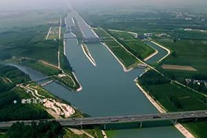 55秒丨俯瞰京杭运河,历经千年这里还是运输黄金水道