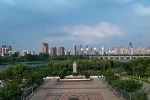 商兴水胜集合人文 俯瞰临沂老城归纳新精美
