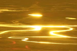 107秒|颜值爆表!九曲黄河只在这一刻自带金色光环