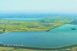 这里有颜色美丽的旷野和鳞次栉比的村镇 看迤逦的江河滋润德州