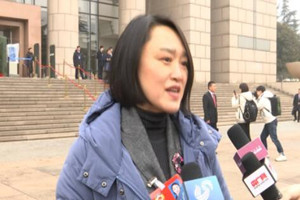 52秒丨省政协委员彭丽:山东在影视产业方面有很大开拓空间