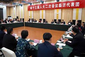 龚正参加菏泽代表团审议 苦干实干加油干 奋力增创高质量发展新优势