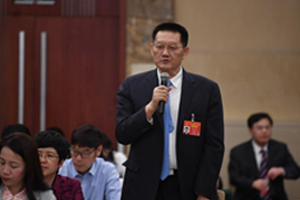 山东团开放日丨张新文:用5年工夫彻底转变山东高铁滞后的近况