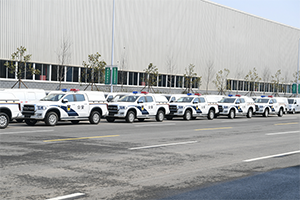 中兴汽车日照生产基地年底投产,年产5万辆整车