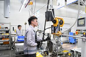 年产能40万台!日照现代派沃泰自动变速箱项目今年4月正式量产
