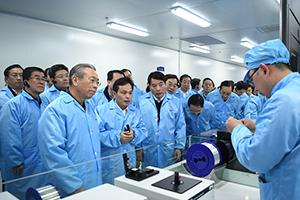 智光光纤制造:年初签约动工年底建成投产,填补山东光纤产业空白