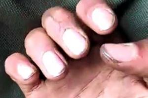 54秒丨临沂籍凉山救火牺牲消防员赵永一:手指甲的灰总也洗不干净
