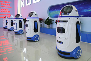 参与行业标准制定!聊城这家企业建设了山东首家工业机器人检验检测中心