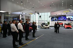 年产汽车23万辆!松果新能源汽车打造百亿级绿色新型园区