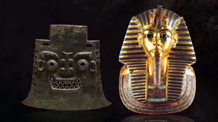 """文物才艺大PK!""""法老""""说快书,山东文物飚起埃及舞,谁更高能?"""