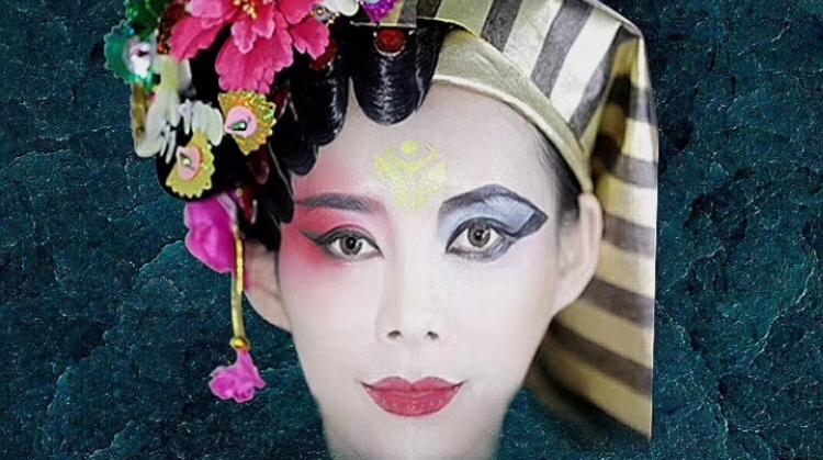 今夏最in文物妆上线,唯美画风来自山东哪些文物?