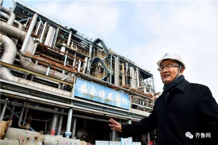 【壮丽70年 奋斗新时代】烟台万华:创新发展 擎起国企改革大旗