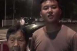 宜宾6级地震重庆震感强 小伙背邻居奶奶跑下10楼