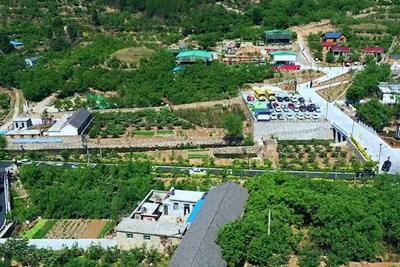 共和国发展成就巡礼•山东篇丨泰山九女峰:19个村串珠成链 彰显山村巨变