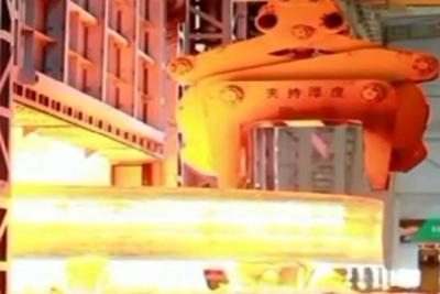 共和国发展成就巡礼•山东篇丨世界最大直径不锈钢环形锻件是怎么造出来的?