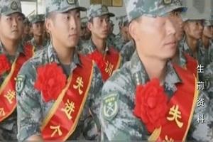 民警张勇:19年的军龄 五次荣立个人三等功 曾经的三军仪仗队礼兵