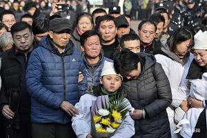 济南籍原三军仪仗队队员在浙江牺牲 英雄魂安英雄山