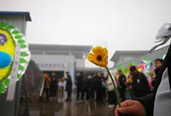 张雪领同志遗体告别仪式今举行 送别见义勇为的山东汉子!