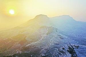 济南的冬天:泉之城 冬之韵 雪之秀