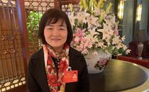 泰安市政协委员张梅:大力倡导分餐制 培养文明卫生饮食习惯