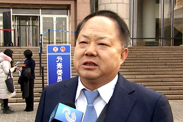 省人大代表魏荣庆:社会可持续发展,要依靠教育、依靠人才