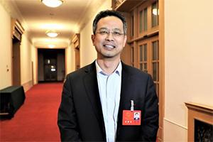 省人大代表姜刚:推动财政金融结合 加快设立产业基金