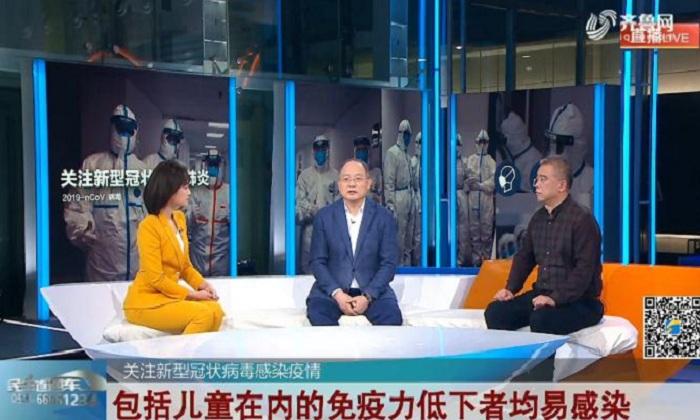 【民生直通车】医疗专家做客演播室解答新型冠状病毒感染
