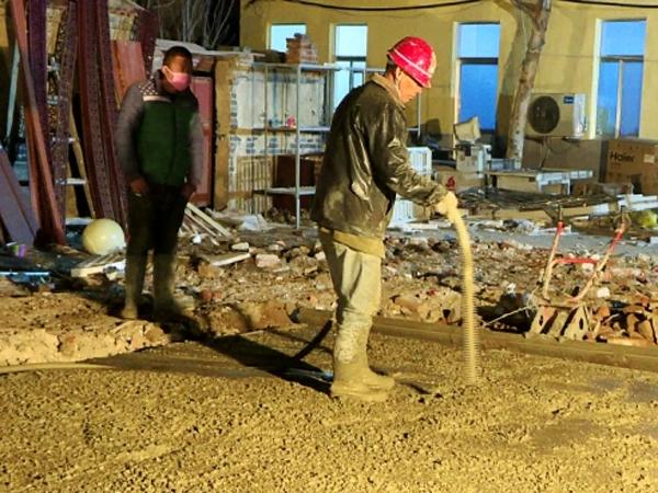 争分夺秒!东平县人民医院沙河站分院扩建工程火速开建