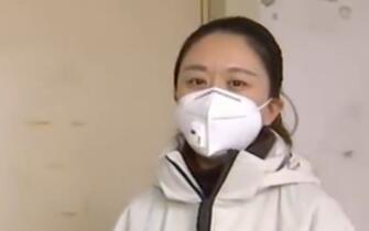 [新闻直播间]山东济南 抗击新型冠状病毒感染的肺炎疫情 记者走进隔离病房 探访救治一线