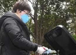 #济南集中焚烧废弃口罩#防止二次污染