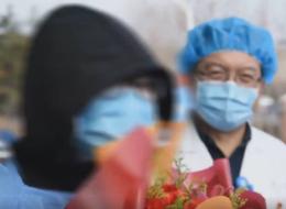 山东首例新型冠状病毒感染的肺炎患者治愈出院
