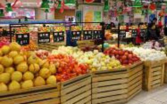 [晚间新闻]山东威海价稳物丰 蔬菜肉蛋供应充足