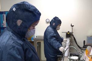 【东营】52秒丨500多吨口服液、消毒剂订单!东营一生物制药企业复工 开足马力生产保供