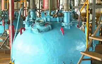 央视《新闻直播间》:山东潍坊一企业改造生产线 生产消毒液