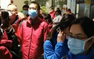 央视《新闻联播》关注山东大学齐鲁医院医疗队出征武汉