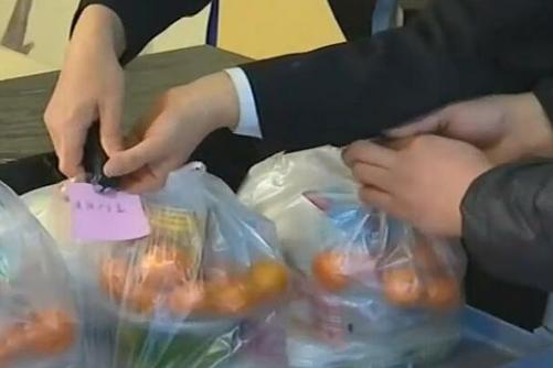 央视《朝闻天下》:山东青岛给隔离人员送温暖
