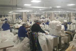 疫情就是命令 潍坊市首家医用防护服企业获证生产