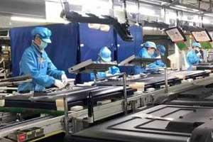 防疫不松懈 发展不动摇丨淄博市规模以上工业企业复工率达70%