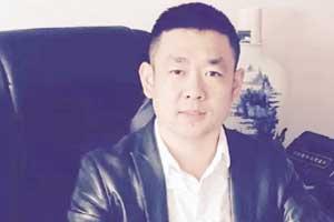 淄博市专线物流协会会长、淄博华迅物流有限公司董事长宫聿波