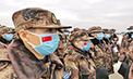 军队增派2600名医护人员支援武汉抗击新冠肺炎疫情
