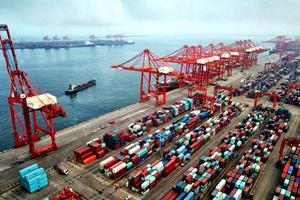 央视《朝闻天下》丨山东等省重点外贸企业复工率均在70%左右