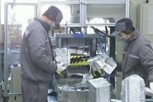 央视《新闻联播》:青岛25万套绿色餐盒紧急发往湖北