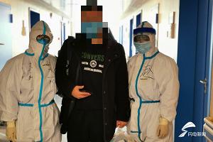 山东援武汉医疗队病区里的夫妻患者好了一个……妻子三四天后或可出院