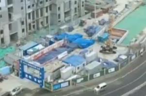 央视《新闻联播》关注济南重要民生工程地铁二号线复工