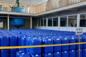 直播:烟台牟平区消毒剂生产企业开足马力 应对疫情物资需求