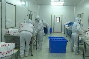 直播:产量提高四倍!记者探访枣庄无菌防护服生产企业